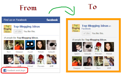 Facebook Like Box Customize The Custom Facebook Like
