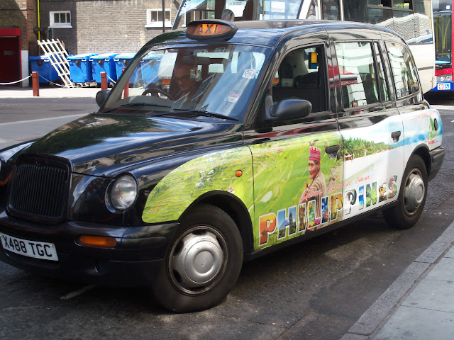 Cab from Station to Centre