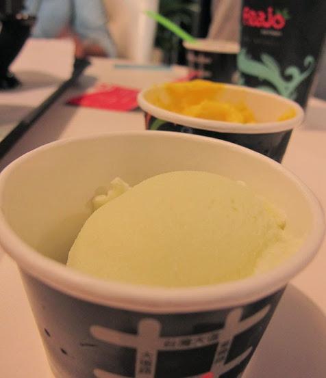 >雪兔大愛的青蘋果又來啦-FRajo冰淇淋