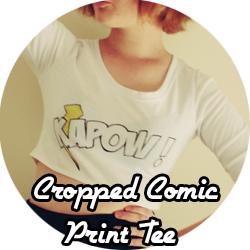 Comic Print DIY