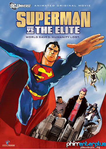 Siêu Nhân Và Elite - Superman Vs The Elite - Full Hd Việt Sub