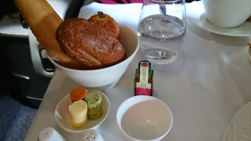 DSC 5049 - REVIEW - Qatar: First Class - Doha to London (A330)