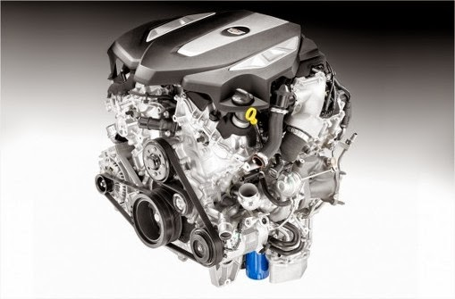 2016 Cadillac CT6 Specs | 3.6-liter Twin-turbocharged V-6