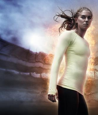 Alex Morgan Shines in Nike Hyperwarm Ad For Dick's Sporting Goods