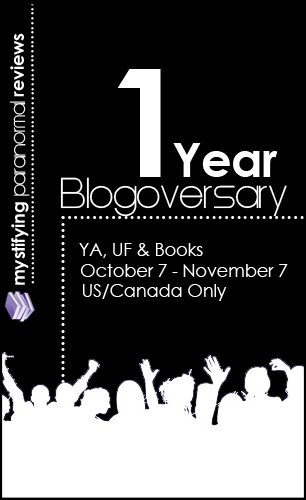 1 Year Blogoversary