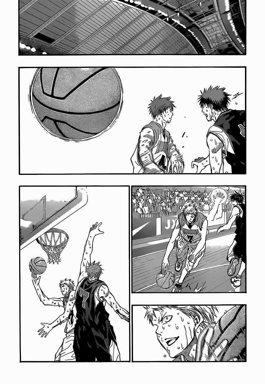 Kuroko no Basket Manga Chapter 267 - Image 13
