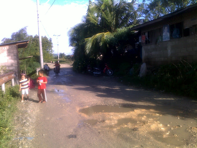 water station at tolotolo, consolacion, cebu