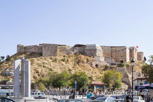 Gaziantep Kalesi ve Kır Kahvesi
