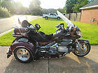 2007 / 2009 HONDA GL 1800 GOLD WING TRIKE W/ TRAILER GOLDWING MUST SEE!! LOADED