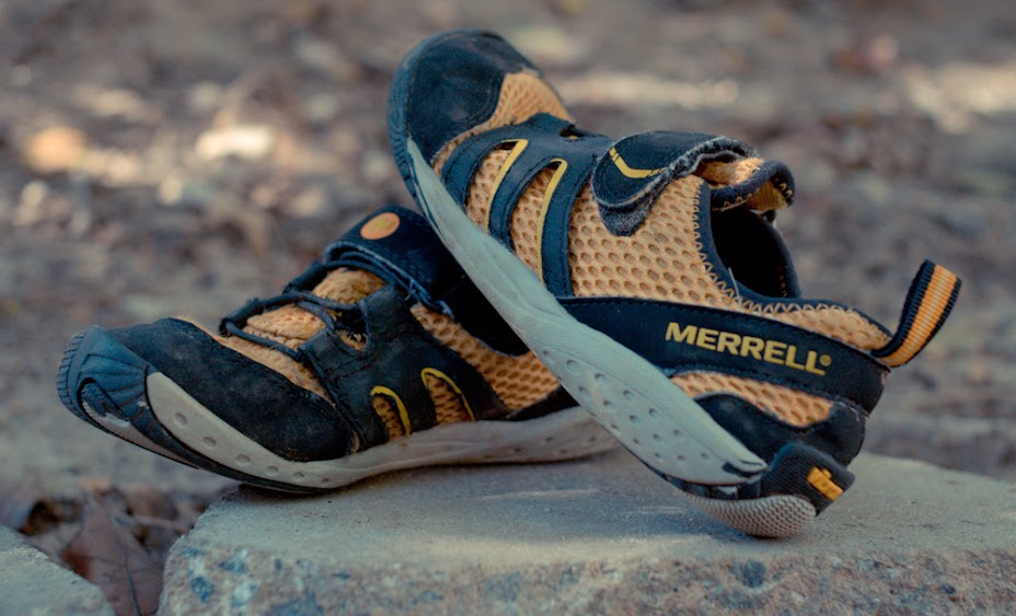 Merrell Barefoot Kids Trail Glove Review
