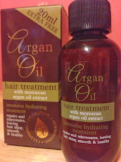 Argan Oil Hair Treatment with Moroccan Argan Oil Extract