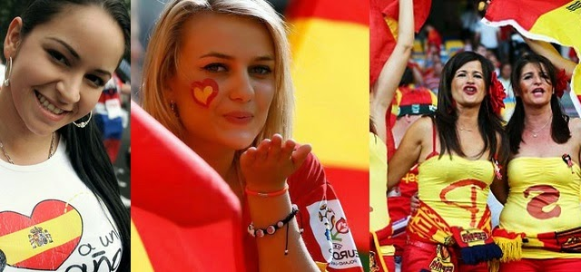 most beautiful fans in world cup