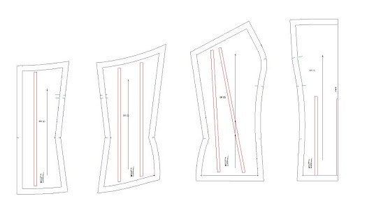 Sew-Along: Strapless bodice with boning, padding and inner ...