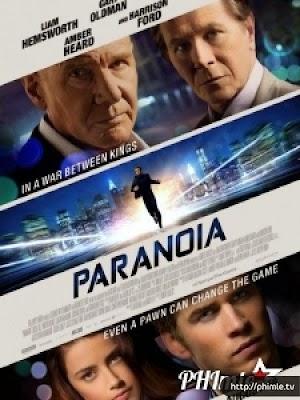 Phim Nội Gián - Paranoia (2013)