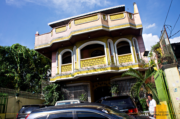 The Facade of Norma's Special Pancit Lug-Log in Navotas