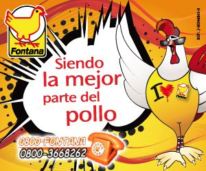Publicidad - Pollos Fontana