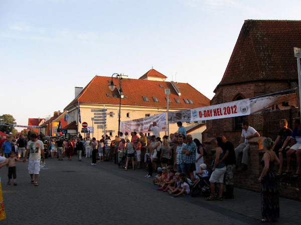 D-Day Hel 2012 - parada militarna