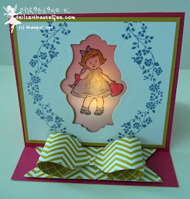 stampin up, inkspire_me, greeting card kids, forever with you, apothecary accents, evelope punch board