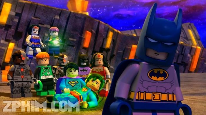 Ảnh trong phim Lego: Liên Minh Công Lý Vs Liên Minh Bizarro - Lego DC Comics Super Heroes: Justice League vs. Bizarro League 2
