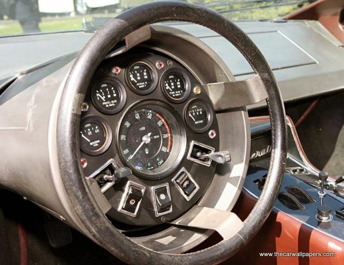 Creative Car Dashboards