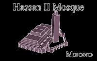 Hassan II Mosque -Morocco-