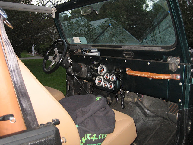 I made a _____ for my YJ! (post your homemade Jeep stuff here ...