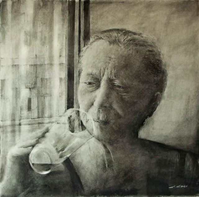la ultima,dibujo de Carlos Casu