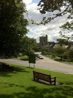 Rothbury, Northumberland. Rothbury Guide