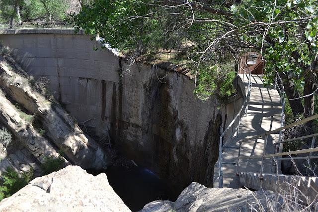 Agua Caliente Dam