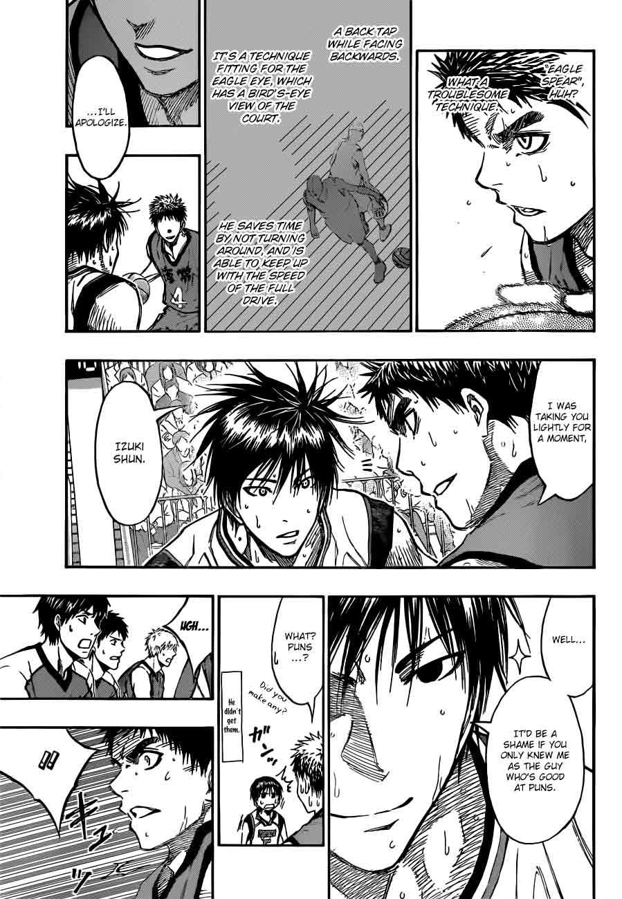 Kuroko no Basket Manga Chapter 189 - Image 05