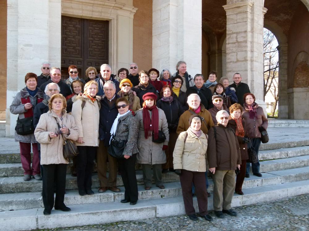 Asociaci n viaje a san clemente belmonte y aranjuez - Oficina de turismo de aranjuez ...