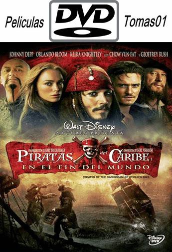 Piratas del Caribe 3: En el fin del mundo (2007) DVDRip