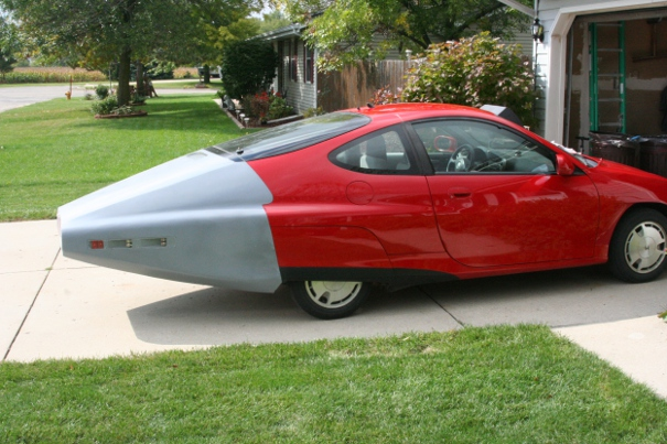 Honda Insight Tail Extension Project Page 40 Fuel Economy Hypermiling Ecomodding News And