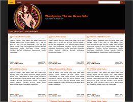 Online Casino Template 912