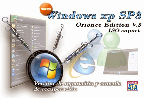 Windows Xp Sp3 Orionce Edition V3 [ISO] [Booteable] 2013-06-15_22h21_21