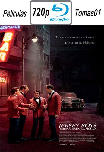 Jersey Boys: Persiguiendo la Musica (2014) BRRip 720p