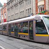 Sporvognen i Dublin