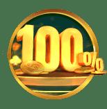 V9bet thưởng 100% tiền gửi