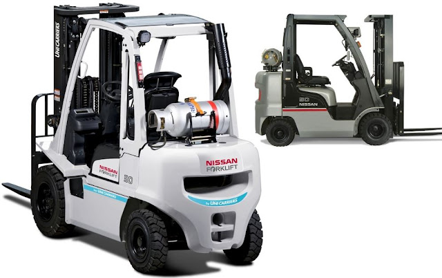 Nissan LPG forklift 2.5 tons & 3.0 tons