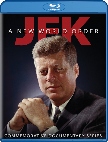 Movie News - JFK: A New World Order on DVD July 7th, 2013
