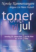 Julekonsert 2012 gamle Aker