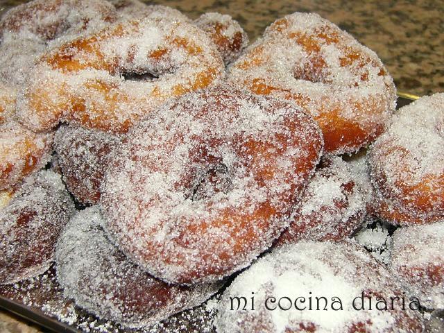 Zeppole di patate Napoletane (Неаполитанские картофельные пончики)