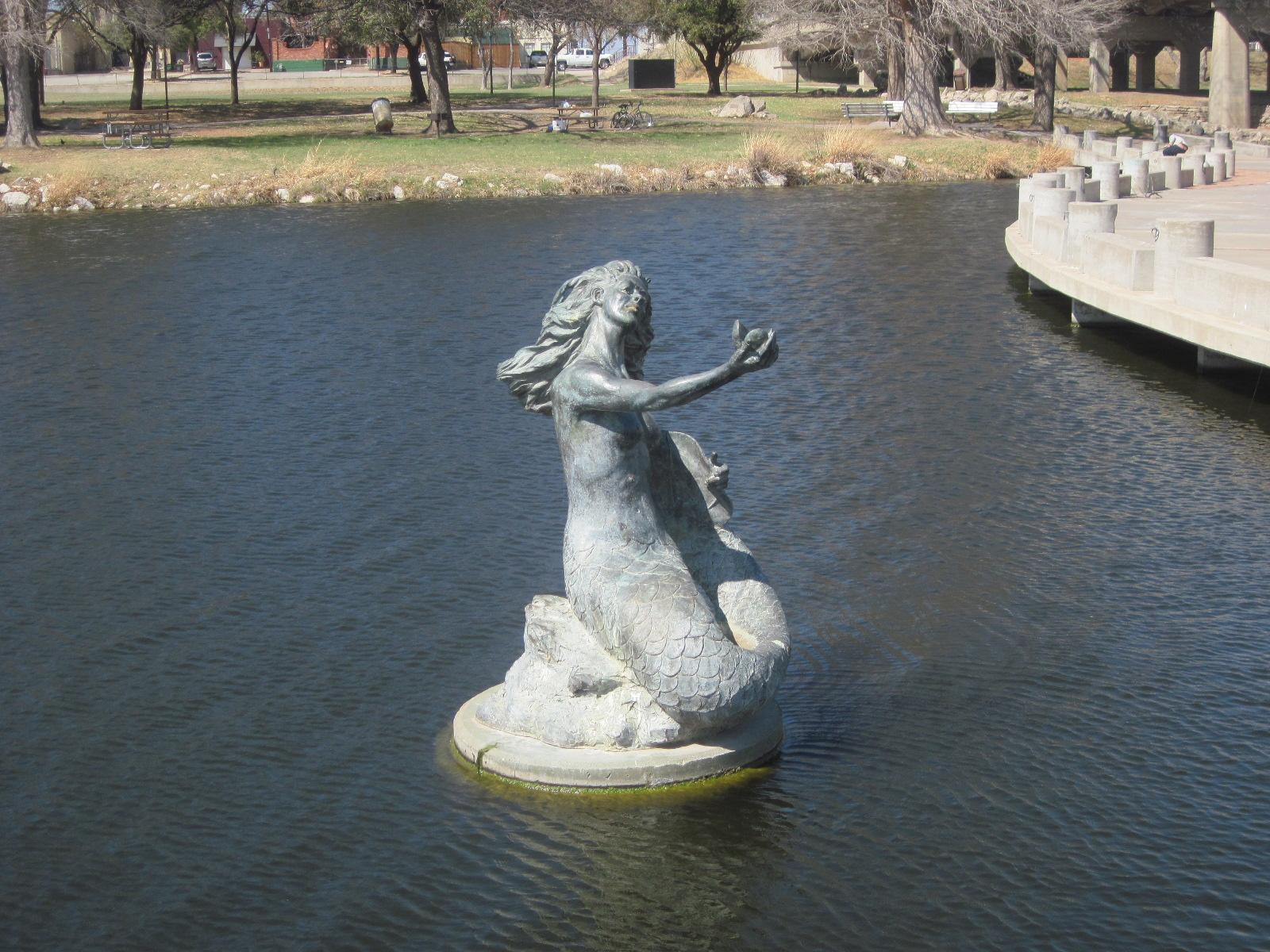 The Schramm Journey: Outdoor art in San Angelo