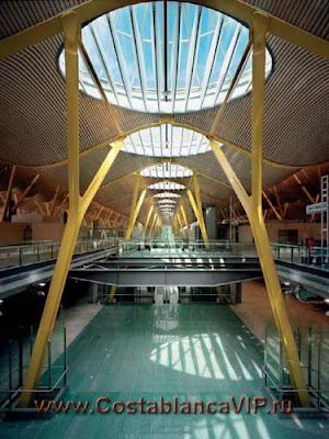 aeropuerto, CostablancaVIP, недвижимость в Испании, Барахас, аэропорт, Мадрид, аэропорт Мадрида, Barajas, Madrid, аэропорт, путеводитель, Москва Мадрид