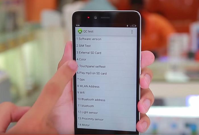 Cần kiểm tra những gì khi mua điện thoại Xiaomi redmi Note 2 - 110425