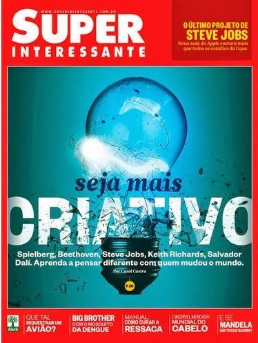 Revista Super Interessante – Janeiro de 2014 – Edição 328