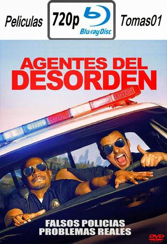 Agentes del Desorden (2014) BRRip 720p