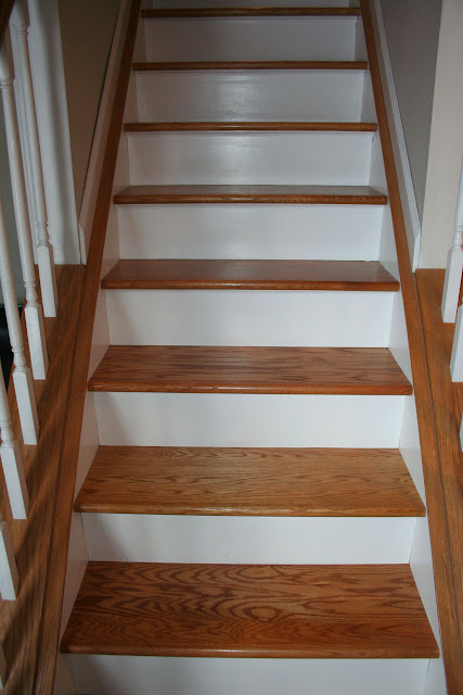 Interior Trim...I Dont Know What To Do! (Stairs And Cabinets)   The Garage  Journal Board