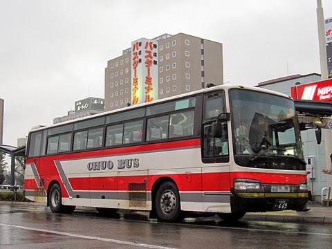 北海道中央バス「ポテトライナー」 ・669