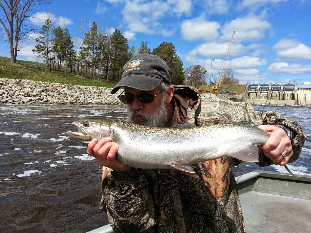 Croton Dam Fishing